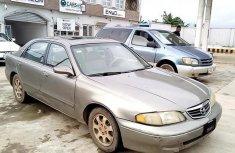 Nigeria Used Mazda 626 1999 Model Brown