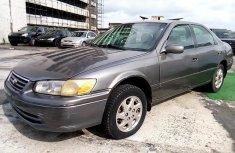 Nigeria Toyota Camry 2000 Model Grey