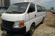 Foreign Used Nissan Urvan 2008 Model White