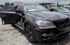 Nigeria Used BMW X6 2011 Model Black