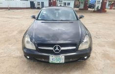 Super Clean Nigerian  used Mercedes-Benz CLS 2007