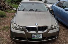 Nigeria Used BMW 318i 2006 Model Gold