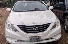 Nigeria Used Hyundai Sonata 2011 Model White