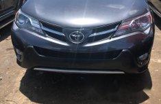 Foreign Used Toyota RAV4 2014 Model Grey