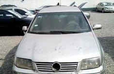 Nigeria Used Volkswagen Bora 2004 Model Silver