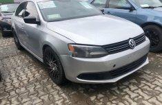 Nigeria Used Volkswagen Jetta 2011 Model Silver
