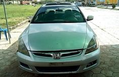 Nigerian Used 2006 Honda Accord for sale