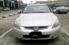 Nigerian Used Honda Accord 2004