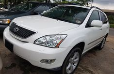 Foreign Used Lexus RX 2006 Model White