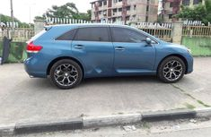 Foreign Used Toyota Venza 2011 Model Blue