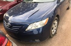 Tokunbo Toyota Camry 2007 Model Blue