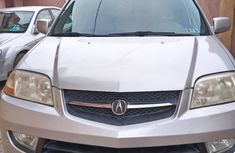 Clean Foreign used 2003 Acura MDX