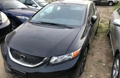 Foreign used Honda Civic 2014 Model