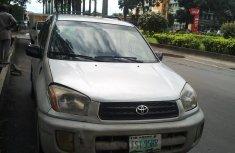 Toyota RAV4 2003 Model Nigeria Used Silver