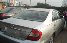 Used Toyota Camry Foreign Big Daddy 2013 Model Silver