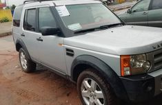 Used 2009 Land Rover LR3 Nigeria Silver for Sale