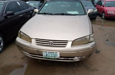 Nigeria Used Toyota Camry Sedan Gold 2001 Model