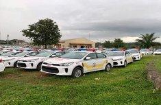 Governor Seyi Makinde buys 100 Kia Rio patrol vehicles for security agencies