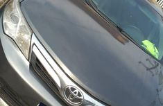 Used Toyota Camry Nigeria LE 2013 Model Grey for Sale
