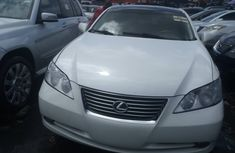 Used Lexus ES 350 Foreign 2009 Model White for Sale