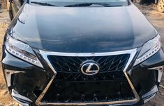 Lexus RX 350 Model 2012 Foreign Used Grey