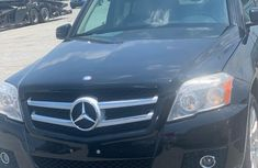 Used Mercedes Benz GLK350 Foreign 2011 Model Black