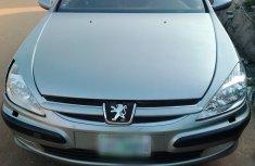 Peugeot 607 2011 Model Nigeria Used Silver