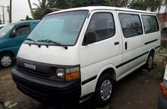 Toyota HiAce Bus Foreign Used 1997 Model White