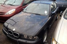 BMW 525 2001 Model Foreign Used Black for Sale