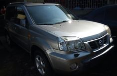Nissan X-Trail 2005 Model Foreign Used Silver for Sale