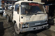 Foreign Used Nissan Cabstar Pickup 1997 Model for Sale