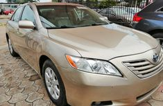Used Toyota Camry Foreign XLE 2008 Model Brown