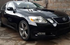 Lexus GS450 2008 Model Foreign Used Black