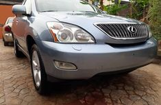 Lexus RX 350 2008 Model Foreign Used Blue