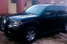 Nissan Pathfinder 2006 Model Nigeria Used American Spec Black