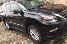 Lexus GX460 2015 Model Foreign Used Black
