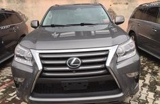 Lexus GX460 2015 Model Foreign Used Grey