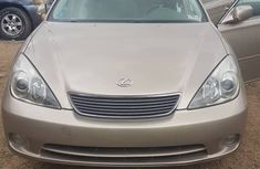 Used Lexus ES 330 Foreign 2005 Model Gold