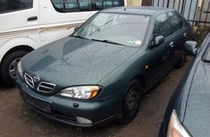 Nissan Primera 2000 Model Foreign Used Green