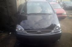 Ford Galaxy 2003 Model Foreign Used Manual Blue