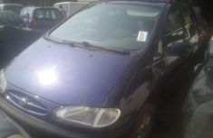 Ford Galaxy 1999 Model Foreign Used Blue