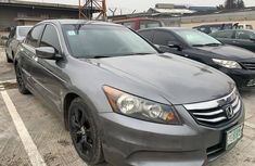 Honda Accord 2009 Model Nigeria Used Grey for Sale