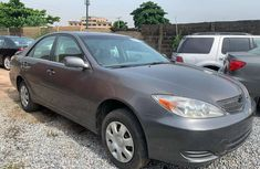 Used Toyota Camry 2004 Model Nigeria Grey