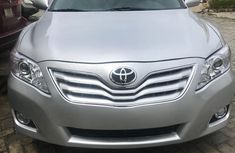 Used Toyota Camry XLE 2010 Model Foreign Silver