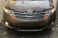 Toyota Venza 2010 Model Foreign Used Brown