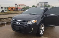 Ford Edge  2011 Model Foreign Used Black for Sale
