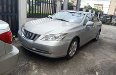 Used Lexus ES 350 Foreign 2007 Model Silver for Sale