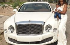 Bentley Mulsanne price in Nigeria & Nigerian celebrities who own it