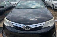 Used Toyota Camry Nigeria 2013 Model Black