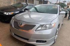 Used Toyota Camry Foreign 2008 Model Silver